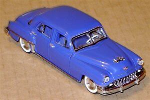 1952 DeSoto Fire Dome 8 sedan by Franklin mint, 1/43 (o) scale