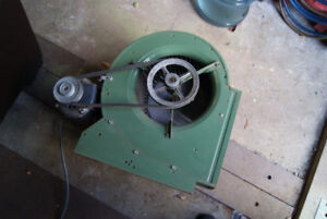 Furnace Blower and Motor