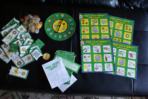 cool cash bingo by learning resources & game player soccer game