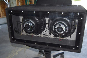 Jensen Sub Woofer Box