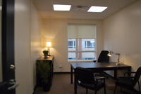 New separate entrance office