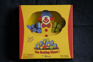 CooCoo The Rocking Clown Game By Blue Orange All Wood Game London Ontario image 1