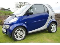 Smart Car Mercedes ForTwo Passion Immaculate PX SWAP Low Mileage