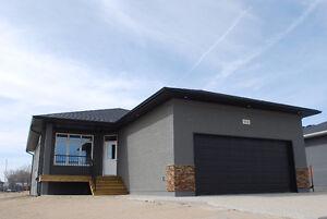 """1470 sqft bungalow w/suite rough in- Bethune's """"Urban Fringe"""" Regina Regina Area image 1"""