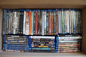 GREAT DEAL!! BLU-RAY & DVD Collection - Take the Lot!