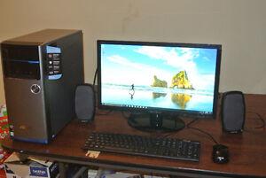 ASUS Gaming Desktop - i5, 8GB, 1TB, ATI R9, HDMI, 22'', office
