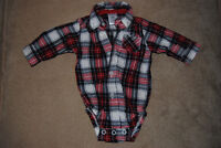 0-3 months Spring/Summer Clothing Lot