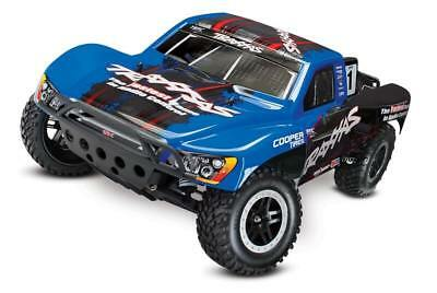 Traxxas Slash 2wd VXL 1/10 Brushless Short Course Blue RTR 58076-4