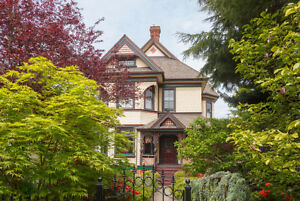 RARE OPPORTUNITY! Beautiful Home Next Door to Beacon Hill Park