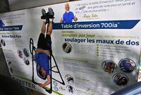 Table d'inversion 700ia Soulager les maux de dos City of Montréal Greater Montréal Preview