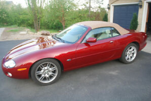 2001 Jaguar XK8 - Only 19500 miles, owned for 15 years!