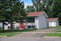 House for Sale with Large Garage