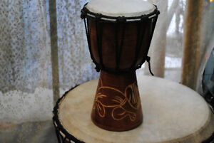 djembe african et Indonesia   Vente et Reparation