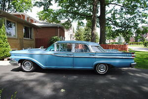 1959 Ford Mercury- Owned by only one family