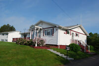 Port Hawkesbury, 5 bdr family home