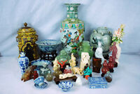 We buy and sell Asian art