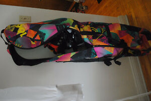 BURTON WOMEN SNOWBOARD PRIX NEGOTIABLE