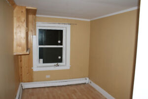 Two B/R Apt $600. heated at east side
