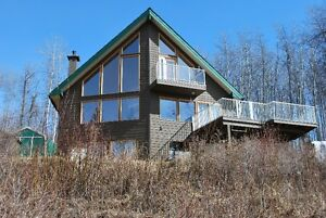 Beautiful home on 5 acres with stunning view of Tyhee Lake