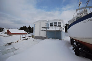 BOAT HOUSE, WHARF & YACHT FOR SALE IN CBS!