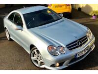 Mercedes-Benz CLK220 2.2TD CDI**SPORT AMG KIT**FSH,Bodykit,Diesel,Stunner!**