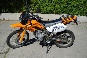 2008 Sagan Enduro 250cc Street Legal