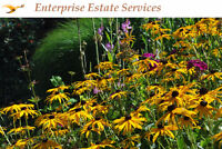Lawn and Gardening Services by Enterprise Estate Services.