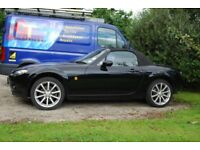 Mazda Mx5 Late 2008 with full leathers and option pack