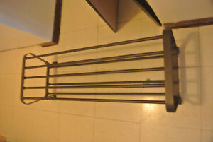 Mirror and Shoe rack