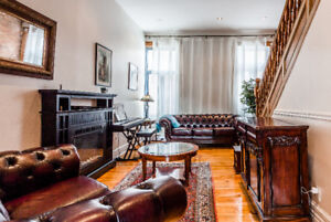 Magnificent apartment Downtown Montreal