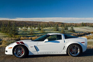 2007 Chevrolet Corvette Ron Fellows Z06 Coupe (2 door)