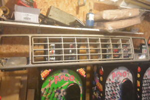 1980 Ford Truck Grille