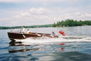 Looking for classic antique wooden boat enthusiasts!