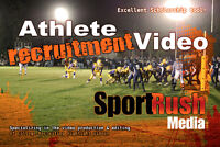 Athlete Highlight & Recruitment Videos