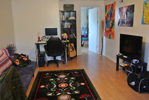 Bright 2 BR Basement Suite of House by Bonnie Doon Mall