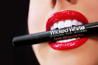 WHITER TEETH IN ONE HOUR!
