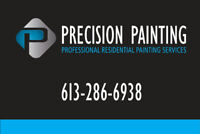 PRECISION PAINTING 613-286-6938