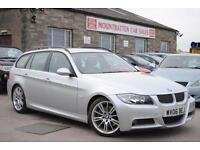 2006 BMW 330d M SPORT TOURING Diesel Automatic Grey