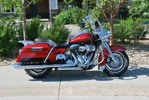 Show Stopping 2013 Tourning Road King