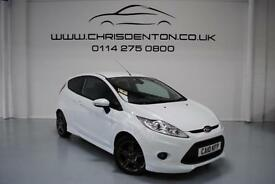 2010 FORD FIESTA 1.6TD 95PS ZETEC S, FULL SERVICE HISTORY, BLUETOOTH