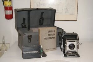 Speed Graphic Camera Windsor Region Ontario image 1