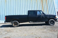 1992 Ford F-350 Camionnette