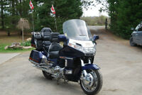 Honda Goldwing 25th. Anniversary Special Edition