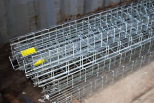 New wire mesh basket tray and fittings