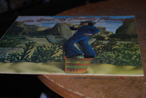 AUTOGRAPHED RECORD ALBUM FROM THE LATE FREDDY FENDER Windsor Region Ontario image 4