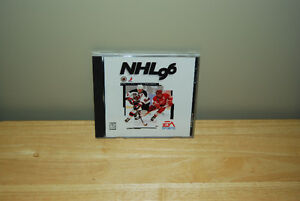 NHL 96 PC Game