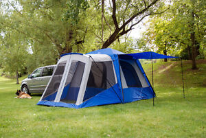 Sports SUV Tent Model 84000 with screen room