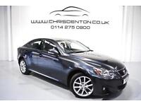 2011 LEXUS IS 200D 2.2TD ADVANCE, FULL SERVICE HISTORY, SAT NAV, BLUETOOTH