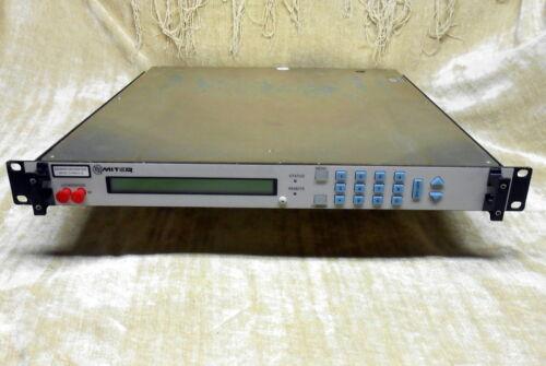 Miteq D-9908-6-1k, 70 Mhz Ku Band Downconverter 10.7-12.75 Ghz