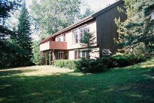 Lakefront House near Wolfville - partially furnished